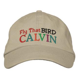 CALVIN - BIRD - Horse Racing by SRF Baseball Cap