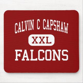 Calvin C Capshaw - Falcons - Middle - Santa Fe Mouse Pad