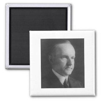 Calvin Coolidge 30 Imán De Frigorifico