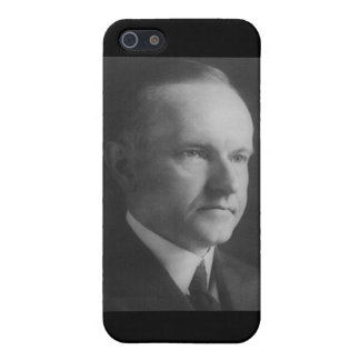 Calvin Coolidge 30th President iPhone SE/5/5s Cover