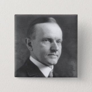 Calvin Coolidge Button
