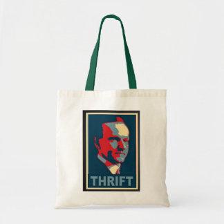 "Calvin Coolidge ""Thrift"" Bag"