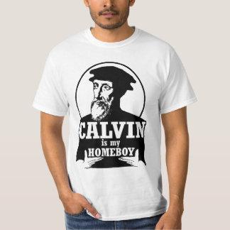 Calvin Is My HOMEBOY Tee Shirts