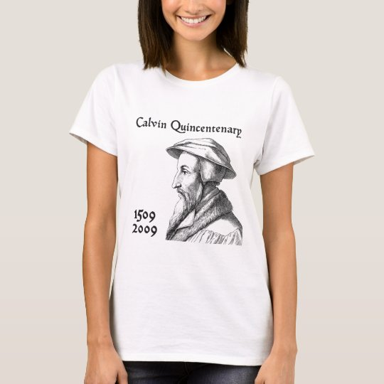 Calvin Quincentenary T-Shirt