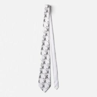 Calvin Quincentenary Tie
