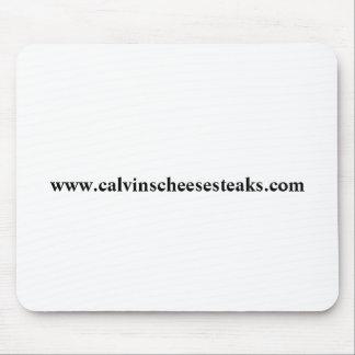 Calvins Cheese Steak Mouse Pad