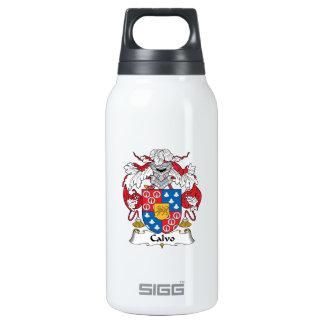 Calvo Family Crest Thermos Bottle