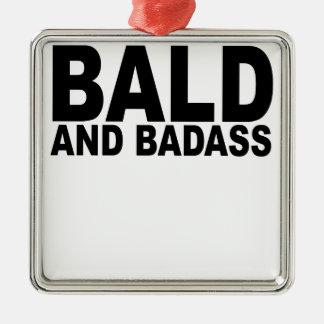 Calvo y Badass T-Shirts.png Adorno Cuadrado Plateado