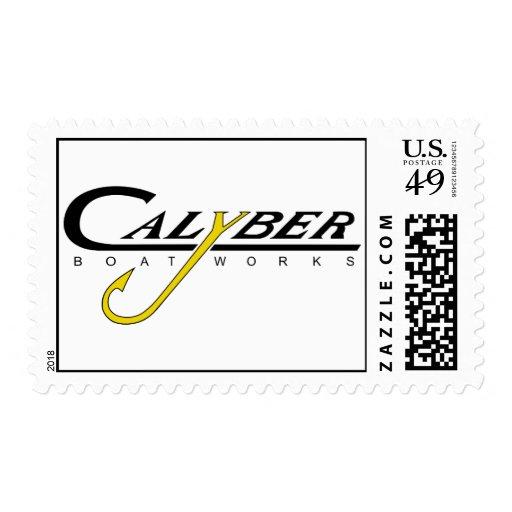 Calyber stamps