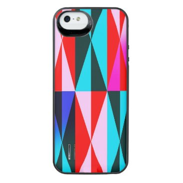 Beach Themed Calypso iPhone SE/5/5s Battery Case