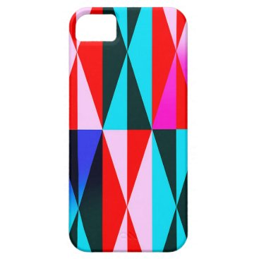 Beach Themed Calypso iPhone SE/5/5s Case