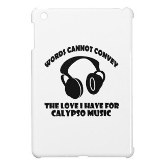 Calypso Music designs Cover For The iPad Mini