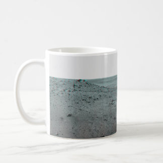 Calypso Panorama of Spirit's View from Troy in 3D Coffee Mug