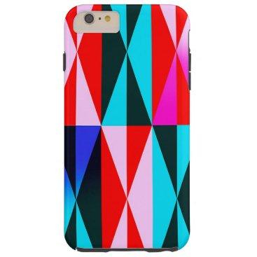 Beach Themed Calypso Tough iPhone 6 Plus Case