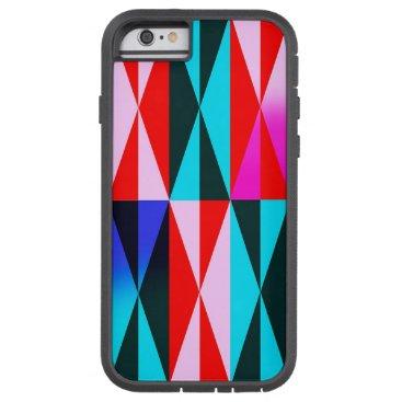 Beach Themed Calypso Tough Xtreme iPhone 6 Case