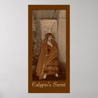 Calypso's Secret Poster Print