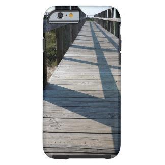 Calzada a la playa funda de iPhone 6 tough
