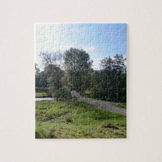 Calzada de Haddon Pasillo Puzzle Con Fotos
