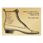 Calzado antiguo