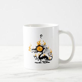 CALZINATED COFFEE MUG