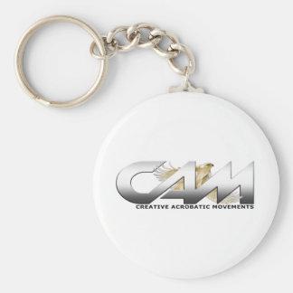 CAM artículo Llavero Redondo Tipo Pin