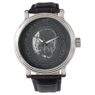 cam Death's head Wristwatches