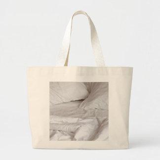 Cama cómoda bolsa tela grande