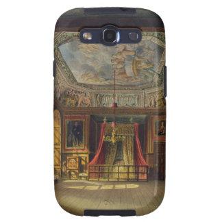 Cama de la reina Anne castillo de Windsor de Re Galaxy S3 Coberturas