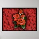 Cama de los rosas #2 poster
