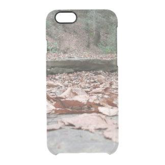 Cama de río seca funda clearly™ deflector para iPhone 6 de uncommon
