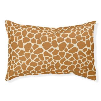 Cama del perro del modelo de la jirafa cama para perro pequeño