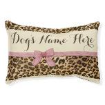 Cama femenina del perro del chica del arco del cama para perro pequeño