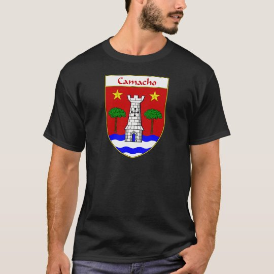 Camacho Coat of Arms/Family Crest T-Shirt