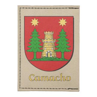 Camacho Family Shield Card Wallet