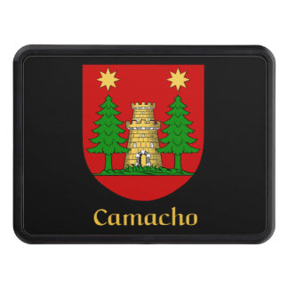 Camacho Family Shield Hitch Cover