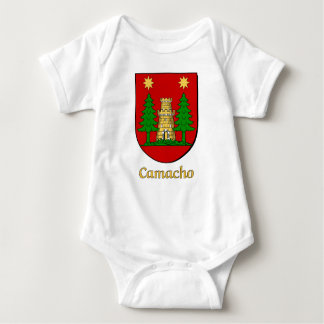 Camacho Family Shield Infant Creeper