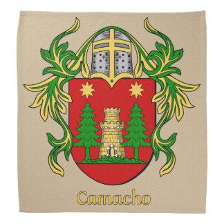 Camacho Historical Coat of Arms Bandana