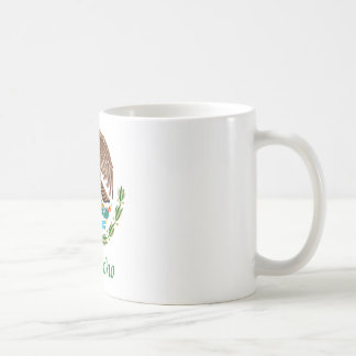 Camacho Mexican National Seal Coffee Mug