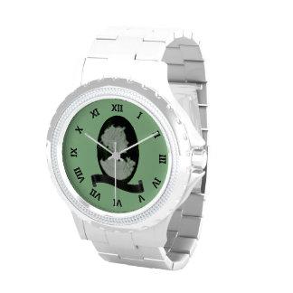 Camafeo clásico relojes de mano