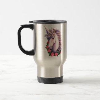 Camafeo del unicornio tazas