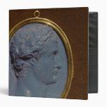 Camafeo que lleva el perfil de Tiberius