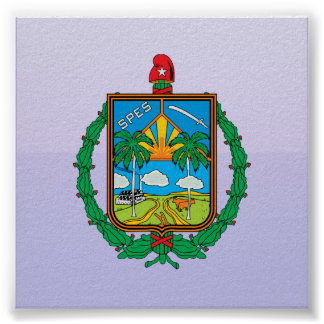 Camagüey, Cuba Póster
