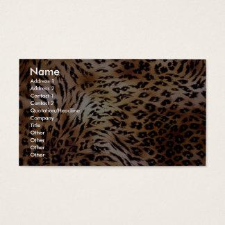 Camaieu saga business card