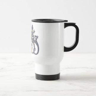 Camaleón adaptable tazas de café