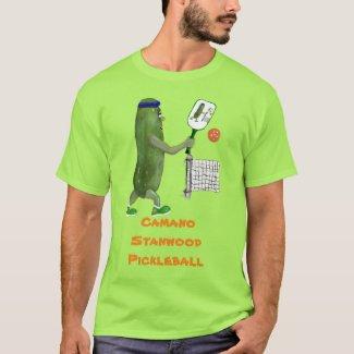 Camano Stanwood Pickleball T-Shirt