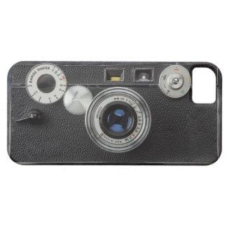 Cámara 007 del vintage iPhone 5 Case-Mate funda