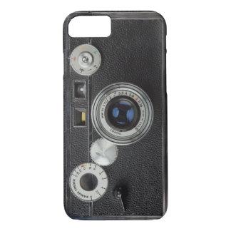 Cámara 007 del vintage funda iPhone 7