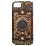 Cámara #1D (De Luxe de Steampunk del vintage!) iPhone 5 Case-Mate Carcasa