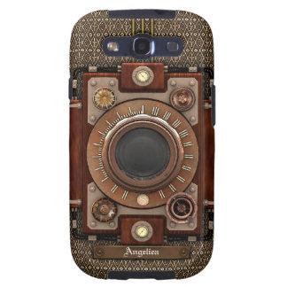 Cámara 1E De Luxe de Steampunk del vintage
