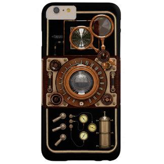 Cámara #2B de Steampunk TLR del vintage Funda Barely There iPhone 6 Plus